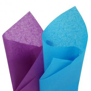 Colored Tissue