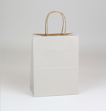 Shopping Bag SS Picket Fence 5.5 x 3.25 x 8.375