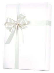 White Wrapping Paper