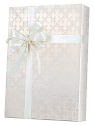 Quatrefoil Wrapping Paper