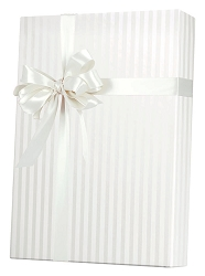 Pearl Stripe Wrapping Paper
