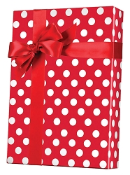 Cheery Dots Wrapping Paper