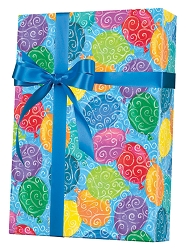 Balloons Galore Wrapping Paper