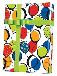 Balloon Pop! Wrapping Paper