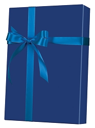 Navy Ultra Gloss Wrapping Paper
