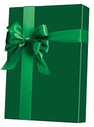 Forest Green Ultra Gloss Wrapping Paper