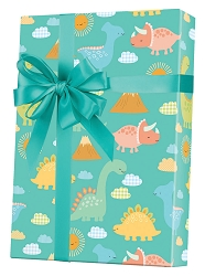 Babysaurus gift Wrapping Paper