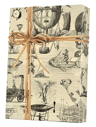Extraordinary Voyages Wrapping Paper