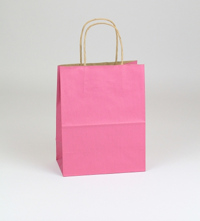 Shopping Bag SS Lipstick 8x4.75x10.5