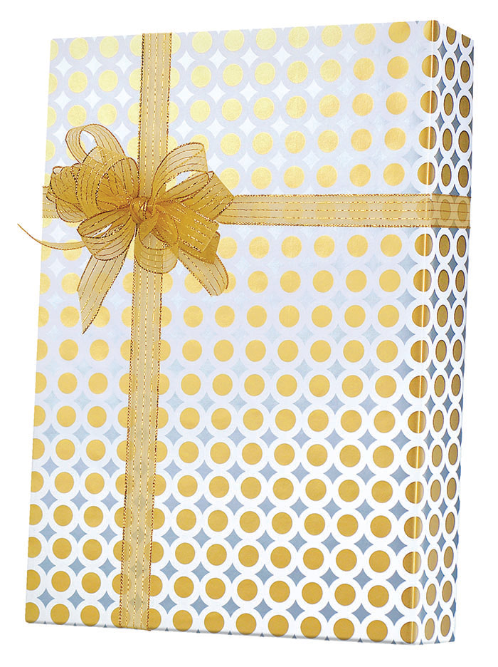 Bullion Wrapping Paper