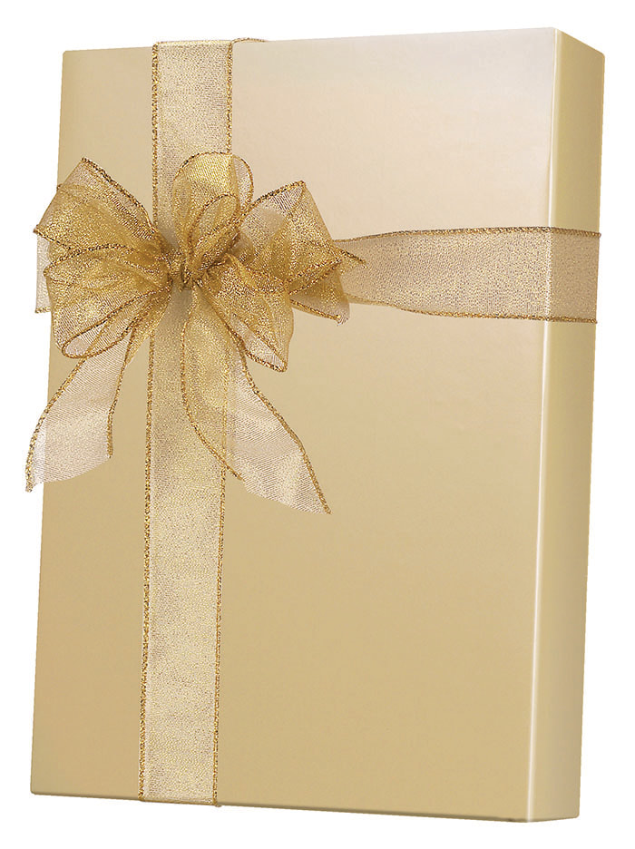 Gold Ultra Gloss Wrapping Paper