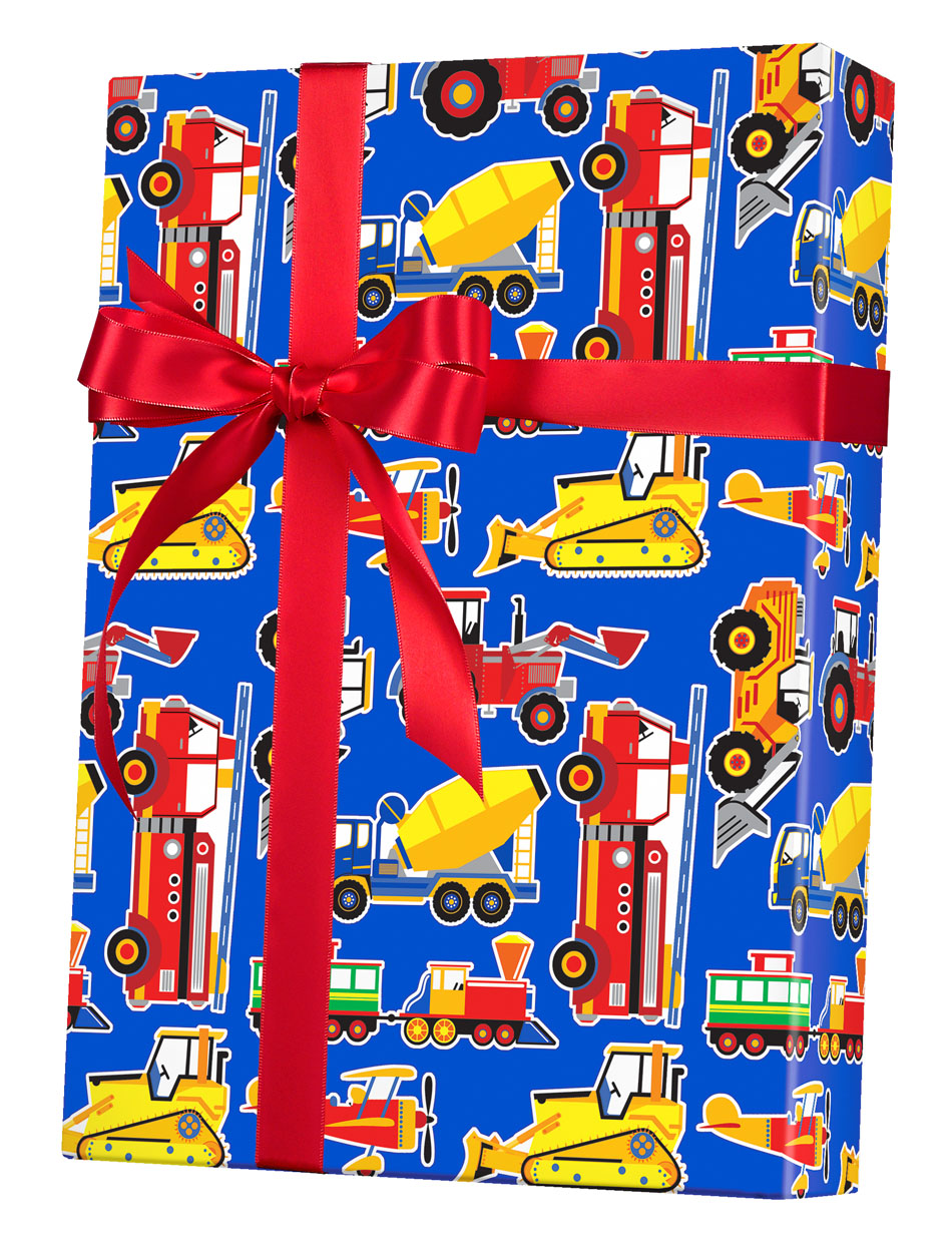 Movers and Shakers Wrapping Paper