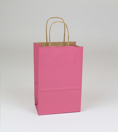 Shopping Bag SS Lipstick 5.5x3.25x8.375