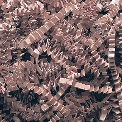 Crinkle Cut Paper 10 lbs. Cocoa