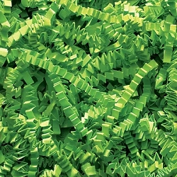 Crinkle Cut Paper 10 lb. Lime Green