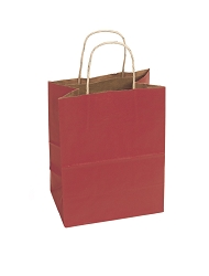 Cub Shopping Bag Red 8x5x10