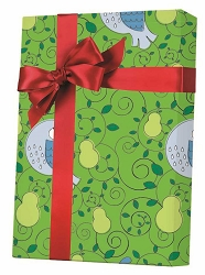 Partridge Gift Wrapping Paper